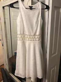 Size small white rue 21 dress  New Iberia, 70563