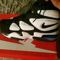 New Nike Air Uptempo Size 9 Brooklyn, 11226