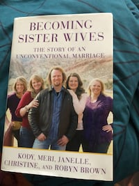 Becoming Sister Wives Book Florence, 41042