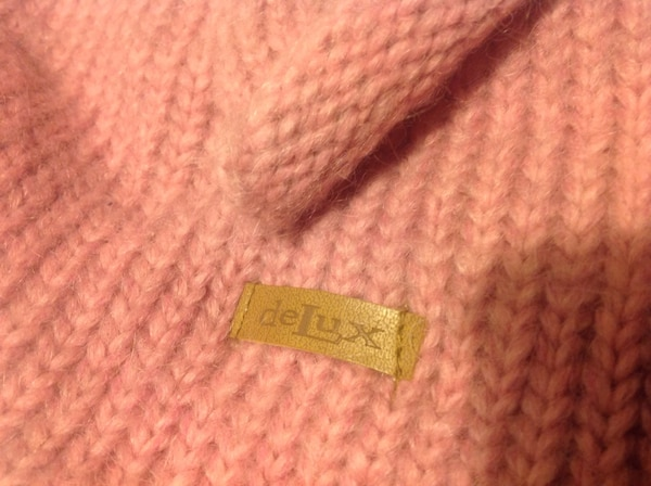 Pink elephant delux toque hat f3907990-1699-4410-8461-55796a01f640