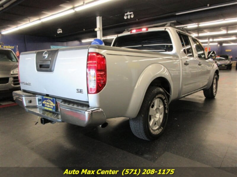 2007 Nissan Frontier SE - Manual Transmission 2