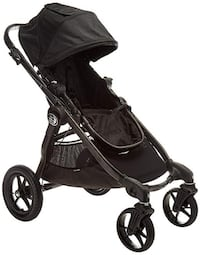 Brand New Baby Jogger City Select Single Stroller 29 km