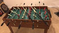 brown and green foosball table Fulton, 20759