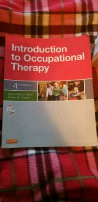 Intro to occupational therapy  Lancaster, 14086