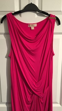 Michael kors pink dress. worn once size m