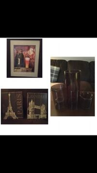 Home decor - multiple items all for $10 Brampton, L6S 2R8