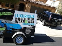 Mobile Car Wash Auto Detailing Las Vegas