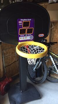 Little Tikes basketball net with sound Vaughan, L4H 0X4