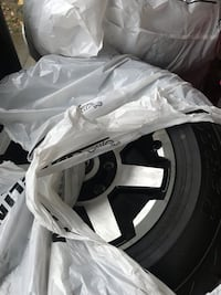 2019 4runner stock rims and tires. Surrey