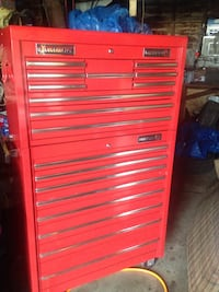 Matco excellerator toolbox Forestville, 14062