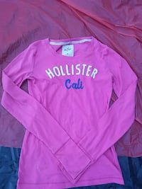 pink hollister cali sweater North Fort Myers, 33903