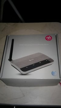 At&t wireless home phone base new in box