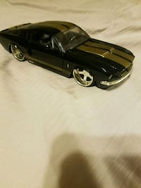 black coupe die-cast model Charles Town, 25414