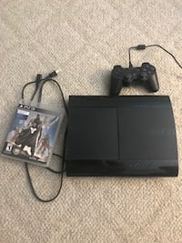Sony PS3 Super Slim with corded controller and Destiny case Brea, 92821
