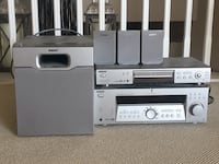 Sony digital video and audio control centre Sherwood Park, T8H 2G6