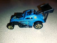 1999 Hot Wheels Fiat 500 C Aurora, 80013