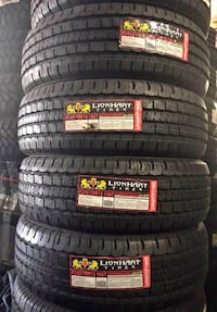 "All Sizes  LIONHART Tires BRAND NEW  All Sizes Wholesale  14"" Pricing Starting @ $39 Ea La Habra"