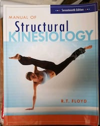 Manual of Structural Kinesiology Spanaway, 98387