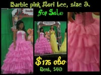 More Lee, girls 14- Jr. 4. Jr/teen dress. Zwolle, 71486