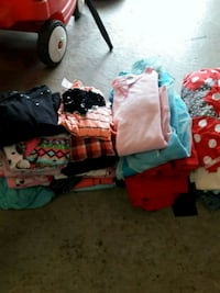 Toddler  clothes lot -- size 7-8 ,   approx 60