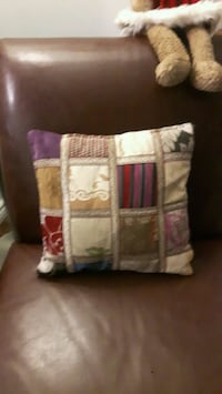 New Gorgeous muti- color accent pillows