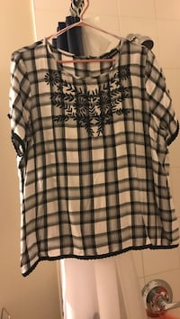 Size L, never worn, tags on London, N5W 0A6