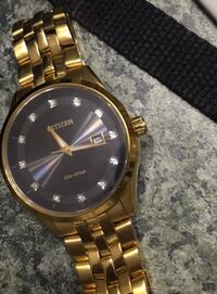 Citizen Watch Gold Eco Drive Model
