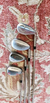 GOLF CLUBS: RH LOB WEDGES Hampton, 23664