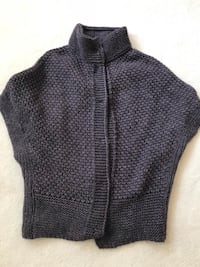 Sweater jacket. Size s. Almost new! Waterloo, N2T 2E6