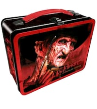A Nightmare on Elm Street tin lunchbox Chicago, 60609