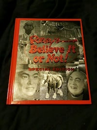 Ripley's Believe it or Not: Special Edition Newton, 02459