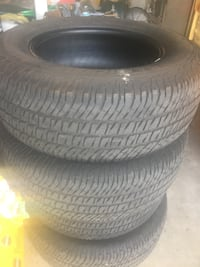 For machine tire for$150 take out of Toyota the size 275/65/18 its 70% left  Temple Terrace, 33617