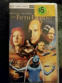 The Fifth Element - UMD movie for PSP Owensboro, 42303