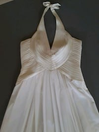 women's white sleeveless dress Santa Ana, 92706