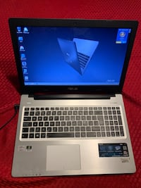 Asus Laptop i5 6GB RAM 750GB HDD