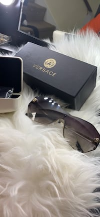Versace sunglasses  Drums, 18222