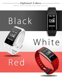 New smart bands bracelets for iPhone or android smartphones gadget