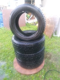 4winter tires (1). Laval, H7T 1L3