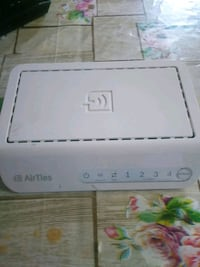 Airties wireless router