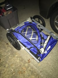 Kid carrier bike cart great condition only 45 Firm Glen Burnie, 21061