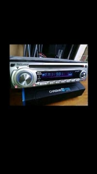 Kenwood KDC-MP228 CD Player with auxliary