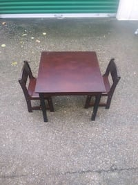 Delta childrens wooden table and chairs  La Vergne, 37086