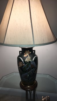 black and brown table lamp Huntersville, 28078