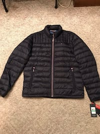 Tommy Hilfiger Packable Quilted Ultra Loft Jacket Silver Spring, 20902