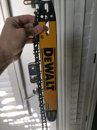 New DeWalt 16inch chainsaw bar and chain McAllen, 78504