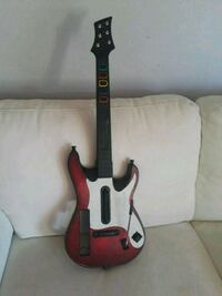 black and red electric guitar Albuquerque, 87184