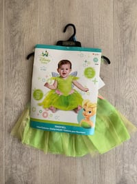 Tinker bell costume for toddlers Silver Spring, 20906