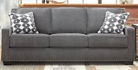 Ashley furniture studded sofa couch Vienna, 22182