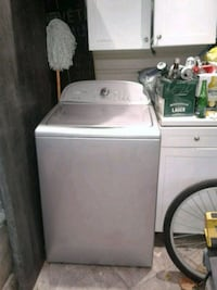 white top-load clothes washer Toronto, M6M 5B7