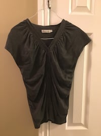 Ricki's Revolution Grey Sleeveless Top For Sale Regina, S4V 1N8